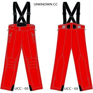 Entwicklung Skiwear mit UCC