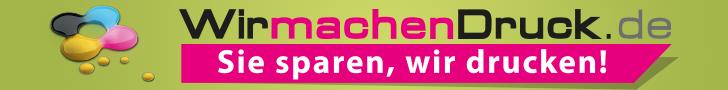 Druckerei WIRmachenDRUCK.de